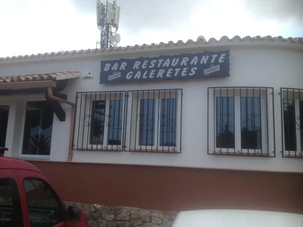 Restaurante Galeretes