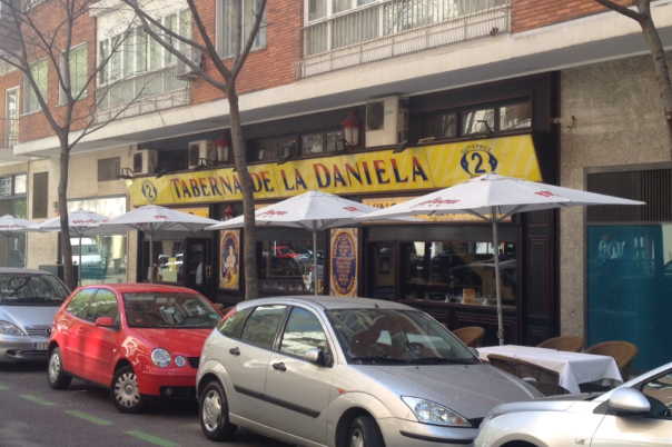 Fachada de La Daniela Bernabéu