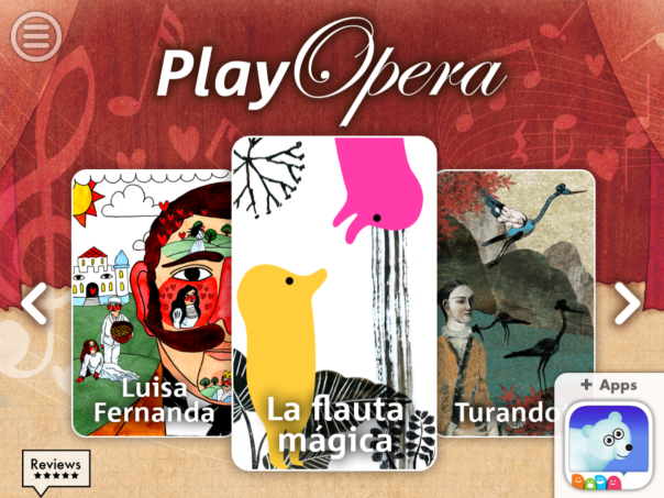 Play Ópera by Dada Company