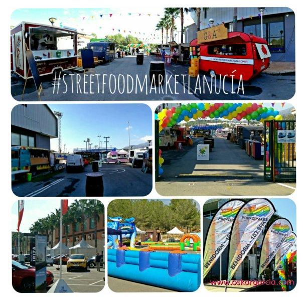 InstalaciónStreetFoodMarketLaNucíaOskar9x